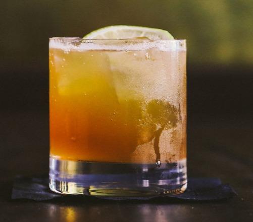 Apple Brandy Cordial